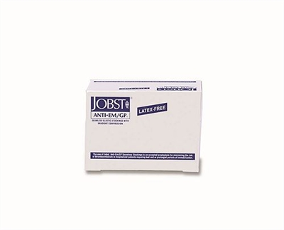 Jobst Anti Embolism Waist High With Inspection Toe