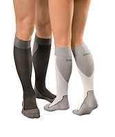 A. Jobst Sport 15-20mmHg Knee High Compression Socks