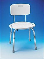 Carex Shower Chair with Back