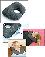 Parsons Fleece Neck-Eze Pillow