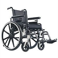 Breezy Ultra 4 Wheelchair