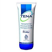 Tena Skin-Caring Wash Cream