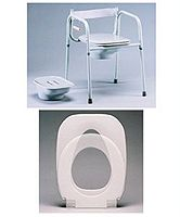 TFI Elongated Commode