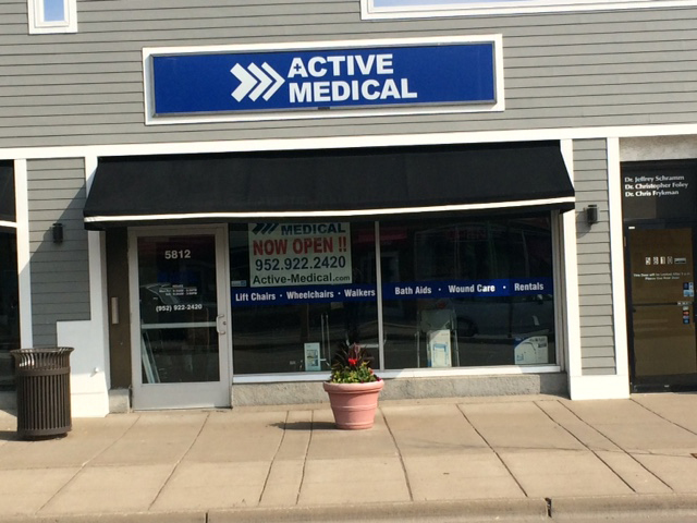 medical equipment store mn